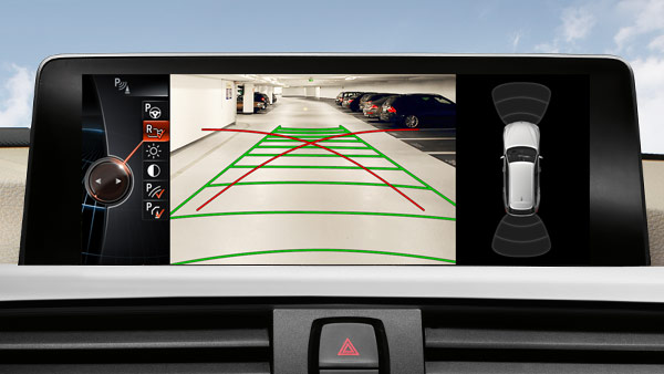 Rear View Camera System >> Bmw X3 X3 M Oem Integrated Backup Camera System